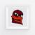 Virginia Tech HokieBird Bust | Digital Download | Sports Cross Stitch Pattern |