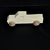Handcrafted Wood Toy Pickup 64AH-U unfinished or finished