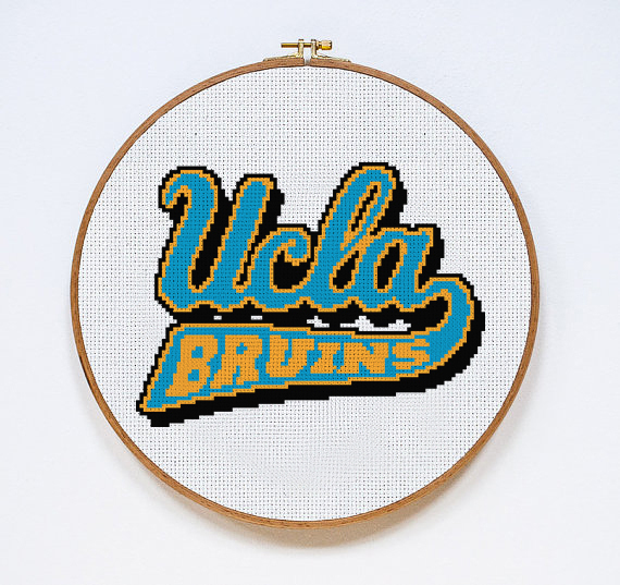 University of California Los Angeles UCLA | Digital Download | Sports Cross