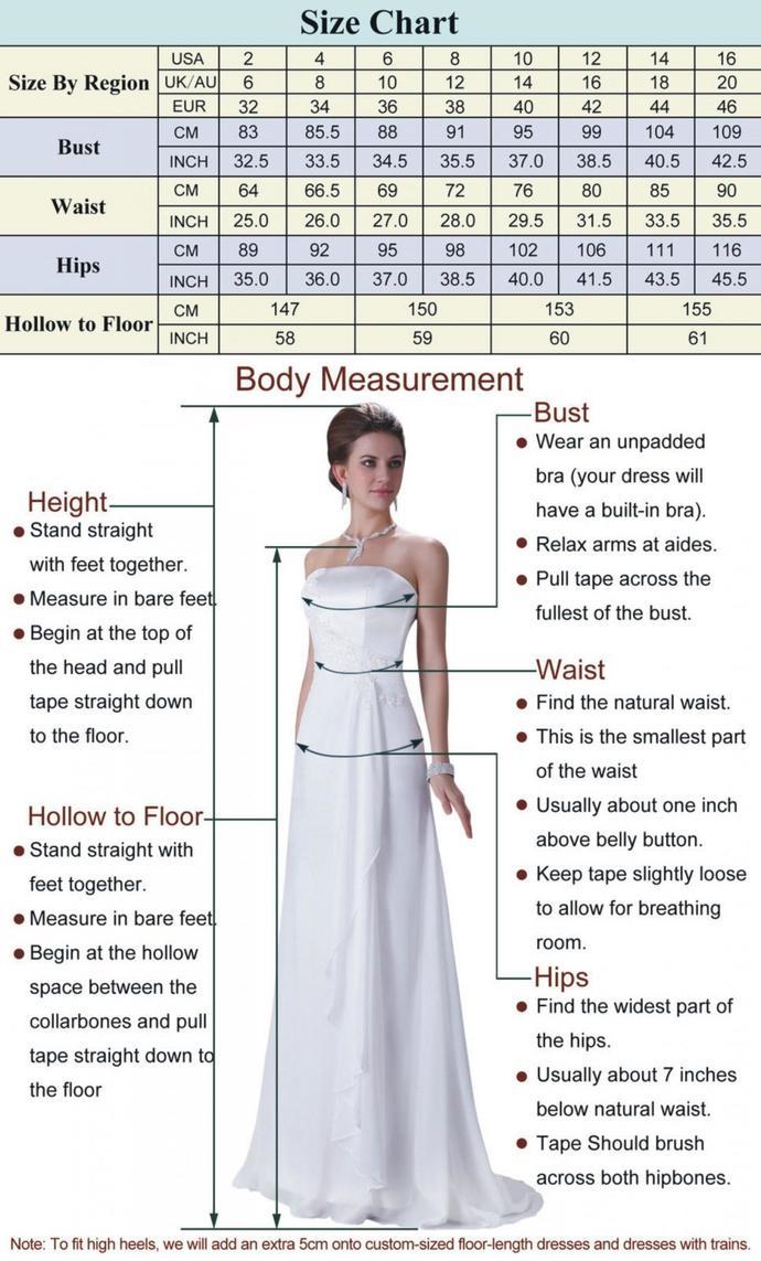 White V-Neck Beaded Prom Dress,Long Tulle Evening Dress,122717