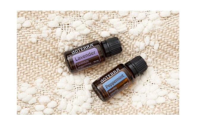 Peppermint-Lavender Lip Balm