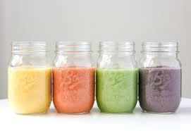 Body wash smoothie