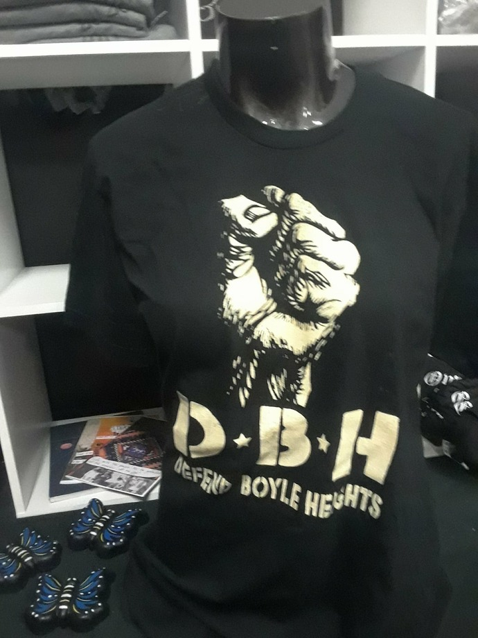 Defend Boyle Heights... or get the fuck out!
