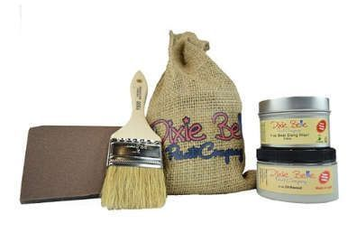Dixie Belle Chalk Mineral Paint Gift Bag Starter Set