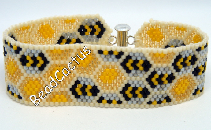 Bee Colony Bracelet