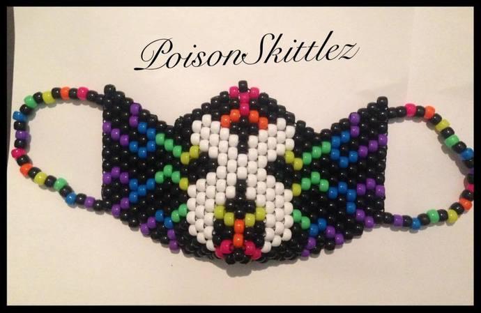Excision Kandi Mask Rainbow