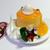 Japan Import Dessert Cake (w/ Red Star) Figure Cell Phone / Bag Charm Strap -
