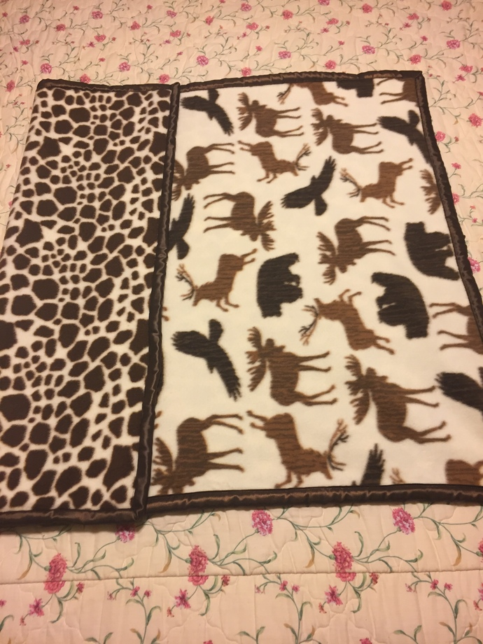 Animal Kingdom Blanket