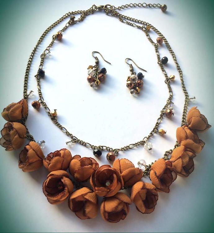Jewellery, Jewellery Set, jewelry, by HandcraftWorldArt on Zibbet