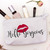Hello Gorgeous Cosmetic Bag, One of a kind, Lipsense gift