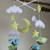 Baby mobile-Cloud baby mobile-bird baby mobile- bird mobile- baby mobile-felt