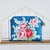 Roses small card zip pouch