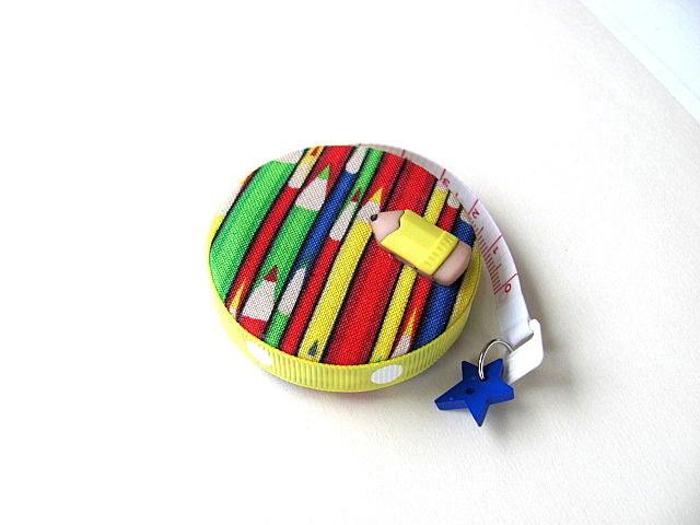 Measuring Tape Artist Colored Pencils Retractable Tape Measure