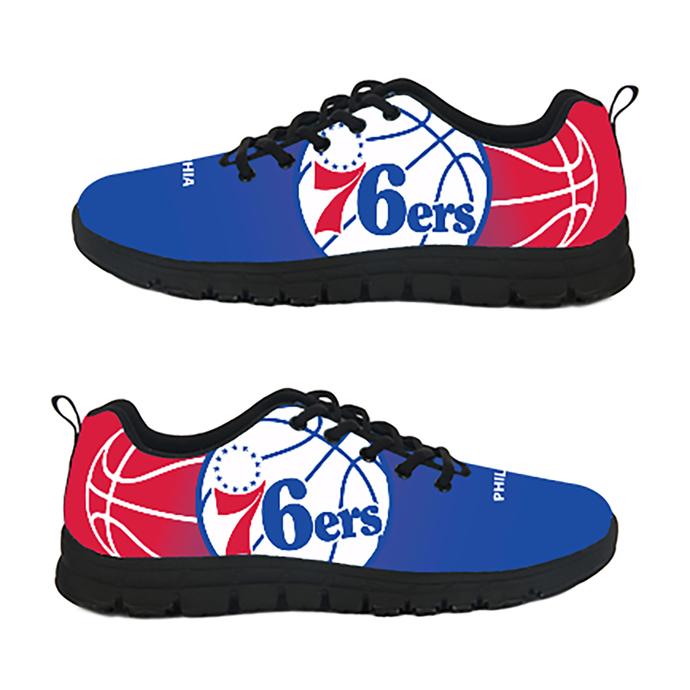 Philadelphia Basketball Custom Fan Made