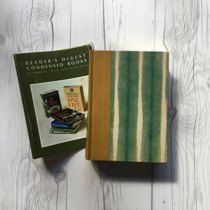 Volume Three of 1970 Reader's Digest Condensed Book Set, First Edition