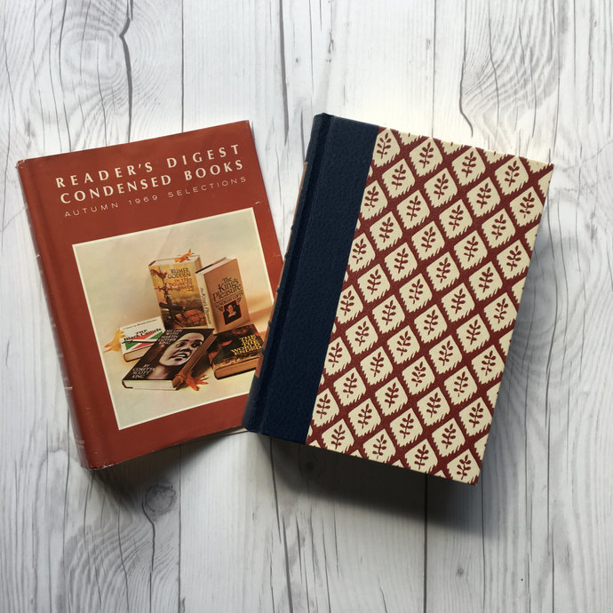 Volume Four of 1969 Reader's Digest Condensed Book Set, First Edition