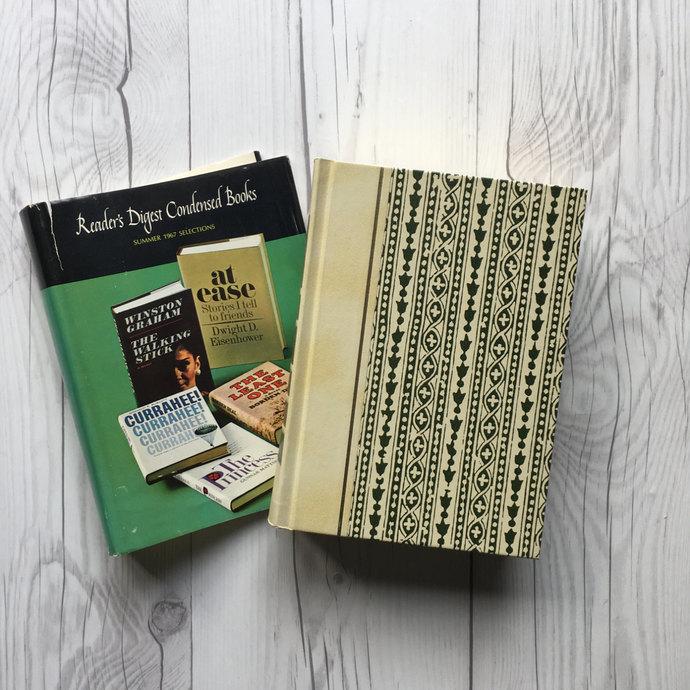 Volume Three of 1967 Reader's Digest Condensed Book Set, First Edition