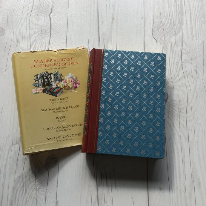 Volume Three of 1965 Reader's Digest Condensed Book Set, First Edition