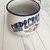 Vintage Soup and Crackers Mug Bowl