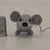 Micro Crochet Mouse/Micro Amigurumi Mouse