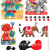 VINTAGE VALENTINE ELEPHANTS