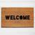Cutout Welcome Doormat | Welcome Mat | Door Mat | Outdoor Rug |  Housewarming