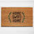 Home Sweet Home Doormat | Welcome Mat | Outdoor Rug | Rustic Decor |