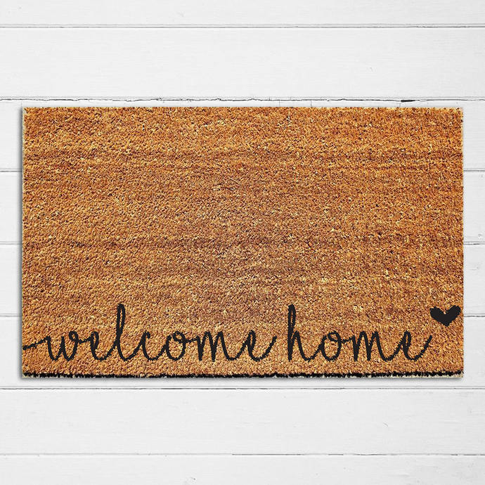 Welcome Home | Welcome Doormat | Welcome Mat | Door Mat | Outdoor Rug |  | Home
