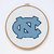 University of North Carolina Tar Heels  | Digital Download | Sports Cross Stitch