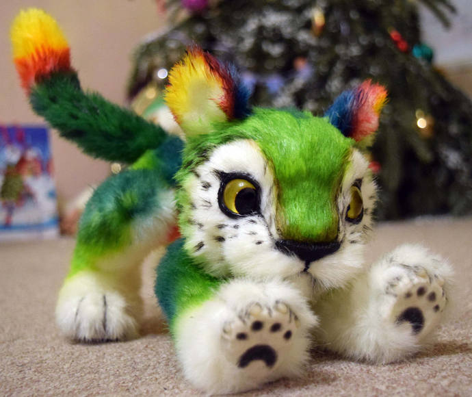 Chunky From The Croods By Nabi Toys On Zibbet