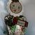 OOAK Mixed Media Wall Doll, Original Hand Painted, Wall Decor, Ornament,