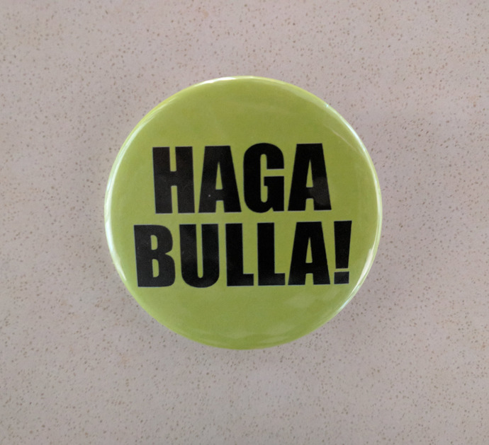Button - Haga Bulla (Make Noise)