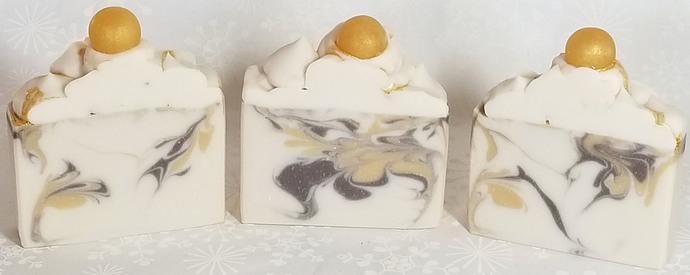 Caramel & Honey scented Artisan Soap