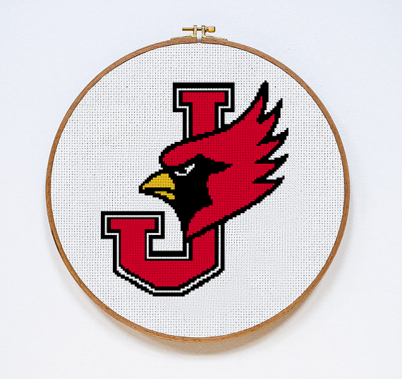 William Jewell College Cardinals  | Digital Download | Sports Cross Stitch