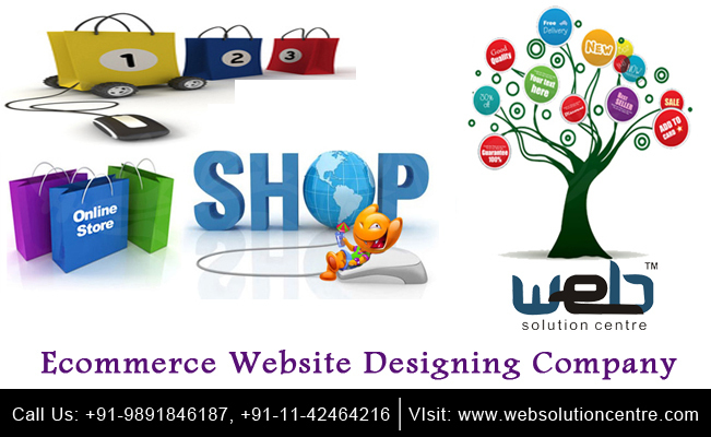 Ecommerce Website Design In Delhi