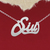 925 Silver Name Necklace Siu/Custom Name Jewelry/Personalized ANY NAME Plate