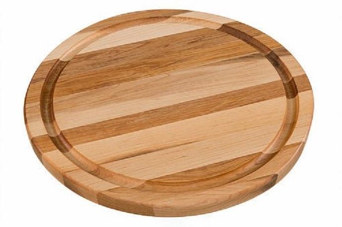 Maple Round Cutting Board 11in. Diameter
