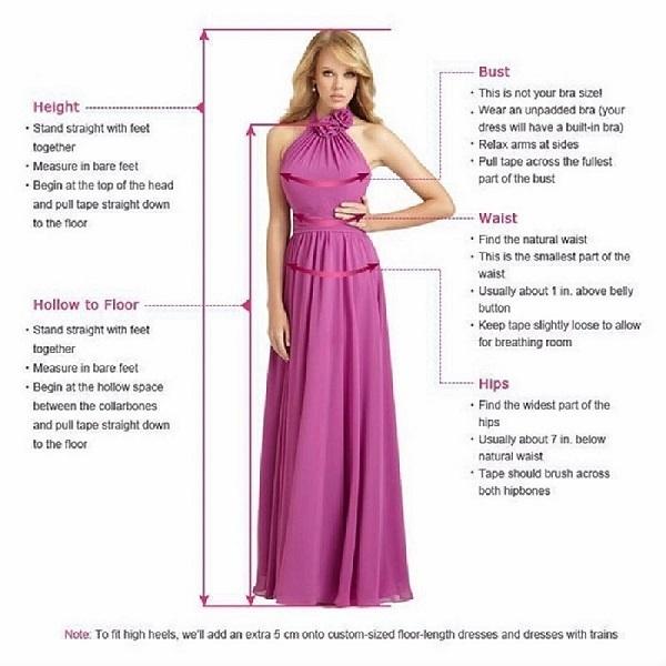 SIMPLE V NECK LACE CHIFFON LONG PROM DRESS, BRIDESMAID DRESS