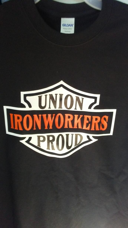 Ironworker Tee T Shirts