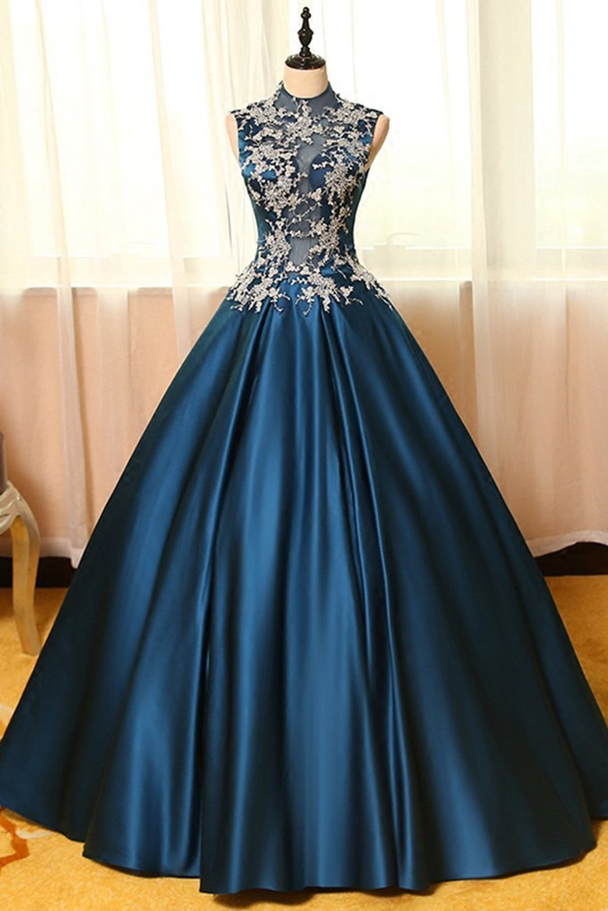 Long Formal Ball Gowns