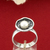 Pearl Ring/Handcrafted Solid Silver Ring/Sterling Silver Ring/Silver Ring with