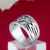 925 Sterling Silver Ring/Handcrafted Solid Silver Ring/Sterling Silver Ring/Band