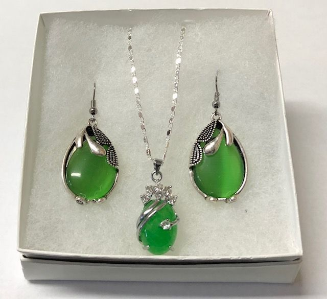 Earring & Necklace Set - For Her
