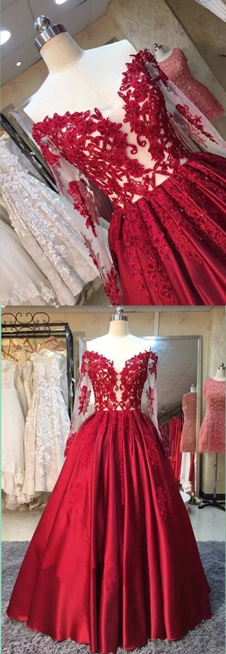 60db820dc8 Sexy Red Prom Dresses