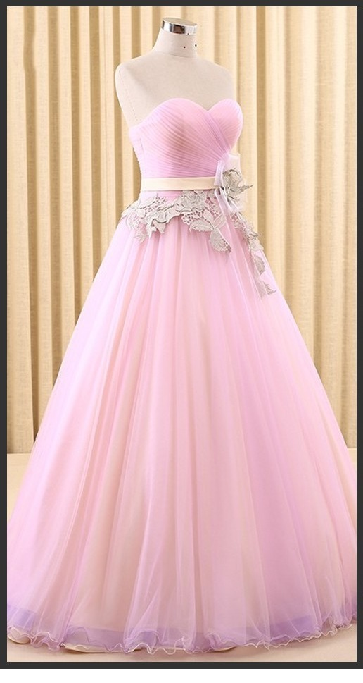 Hot Pink Wedding Dresses Cute Sleeveless Lace up A Big Bow Wonderful Little
