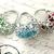 Floating Handbag, Heart Pendant & Charm Jewelry Set - 8 pcs, 3 pcs stl