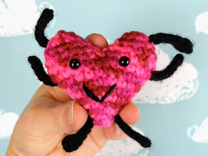 Love Bug with Shiny Eyes - Customize it!