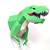 DIY Papercraft Tyrannosaurus Wall trophy,T rex trophy,Wall decor,3d wall