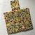 Flowers and Cherries Tea Bag Wallet
