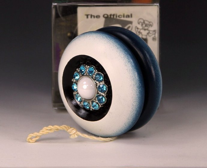 Tom Kuhn/BC Maple Imperial YoYo: one-of-a kind Yo-Yo Jewelry